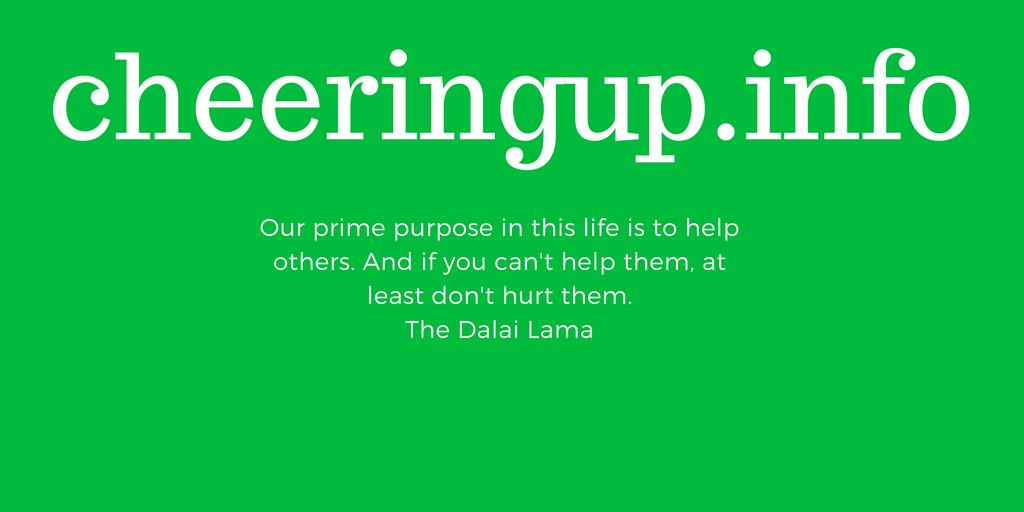 purpose of life quotes dalai lama