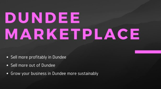 Dundee Shopping Marketplace Online