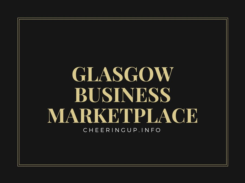 Glasgow Online Marketplace