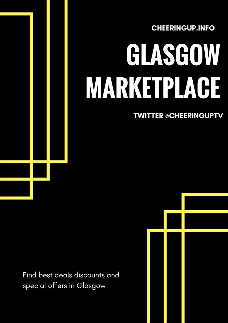 Glasgow Online Shopping Marketplace