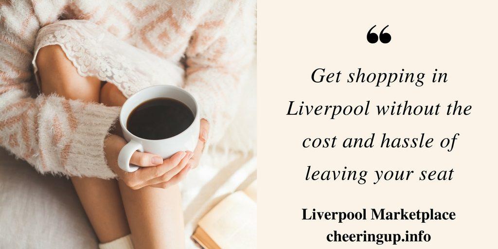 cheeringup.info Liverpool Advertising