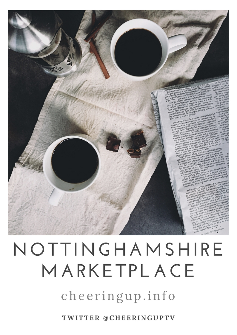 Nottinghamshire Online Shopping Marketplace