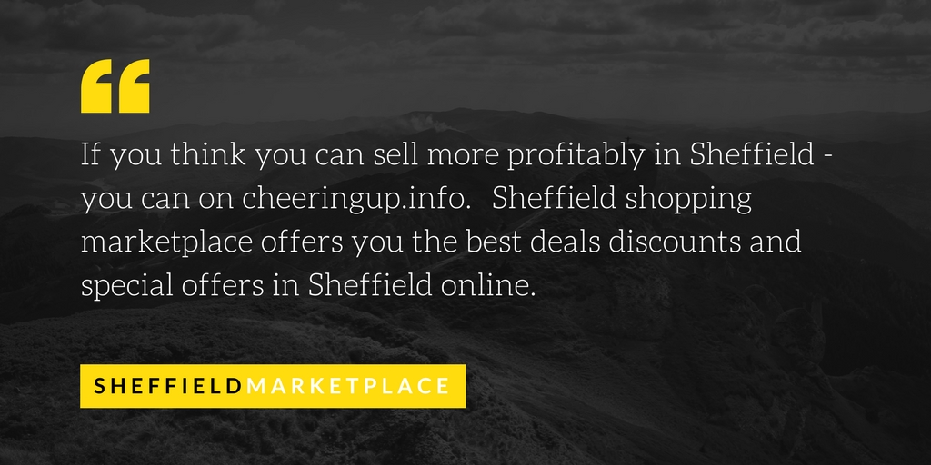 Sheffield Marketplace Online Shopping for great deals discounts special offers