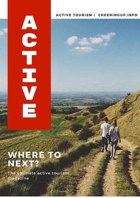 Adventure Travel Magazine Subscription