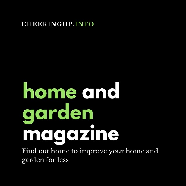 Home and Garden Magazine Online
