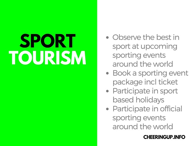 Sport Tourism Industry
