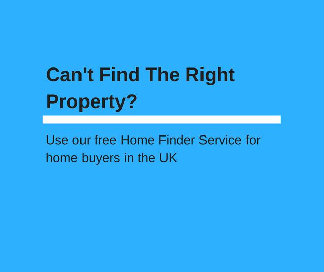 Free Home Finder Service UK
