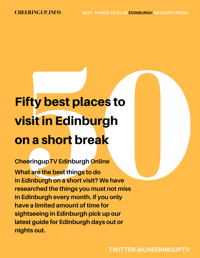 Best Things To Do In Edinburgh Places To See Edinburgh