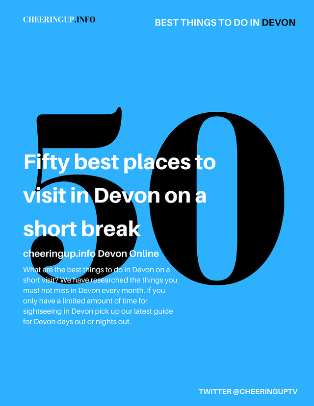 Best Things To Do In Devon This Month