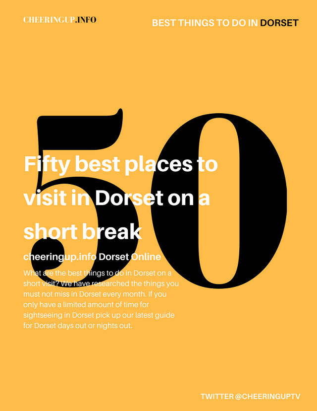 Best Things To Do In Dorset