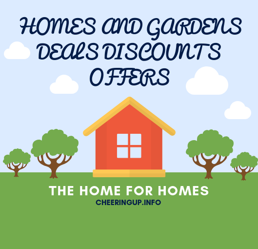 Home Deals Tracker CheeringupInfo Homes and Interiors
