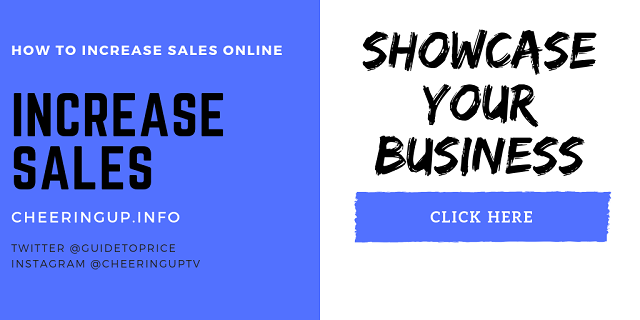 How To Increase Sales Online Develop Business Strategy To Increase Sales