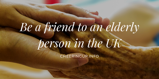 Visit The Elderly In Their Homes In UK