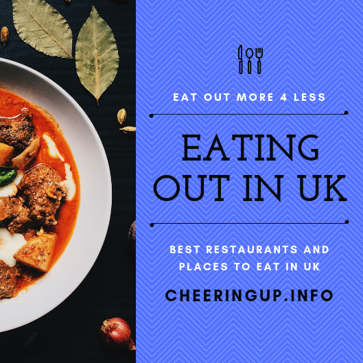Eating Out Meal Deals UK