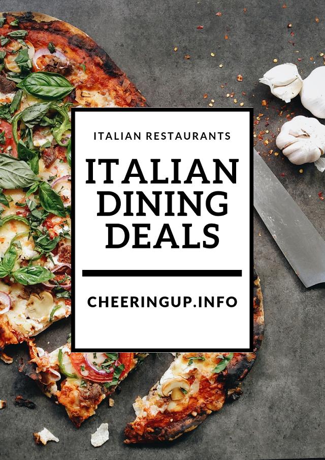 Best Italian Restaurants and Bars UK