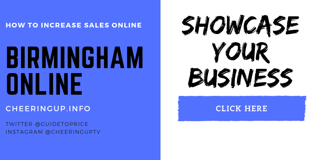 Promote and market your business in Birmingham online