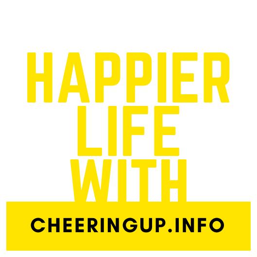 Happy Life With CheeringupInfo