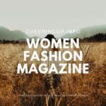 Free Online Women Fashion Magazine