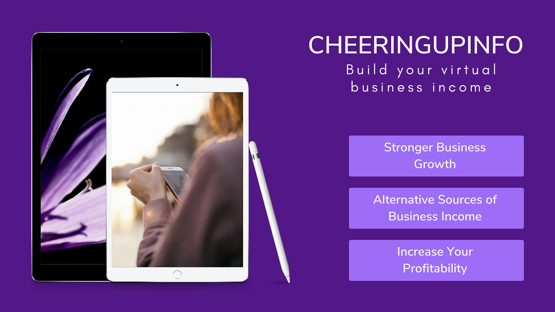 Create Your Own Online Business With CheeringupInfo