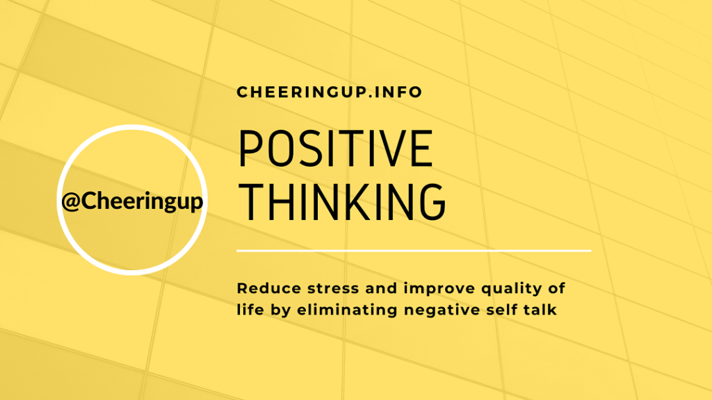 How to get rid of negative thoughts