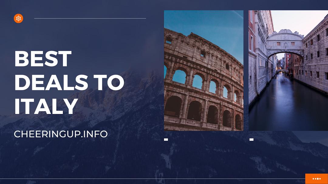 Italy Holiday Deals