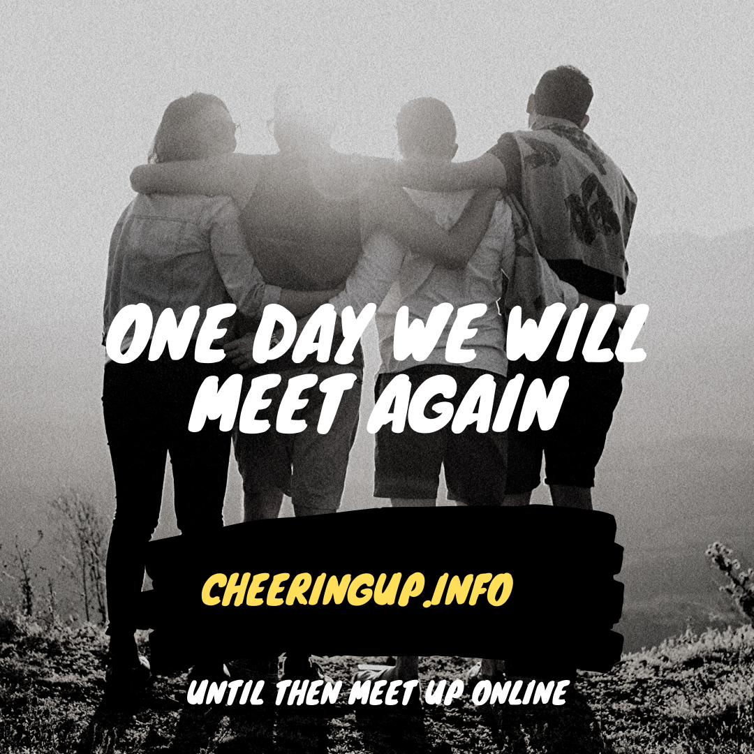 Banish Loneliness Stay Together Online with CheeringupInfo