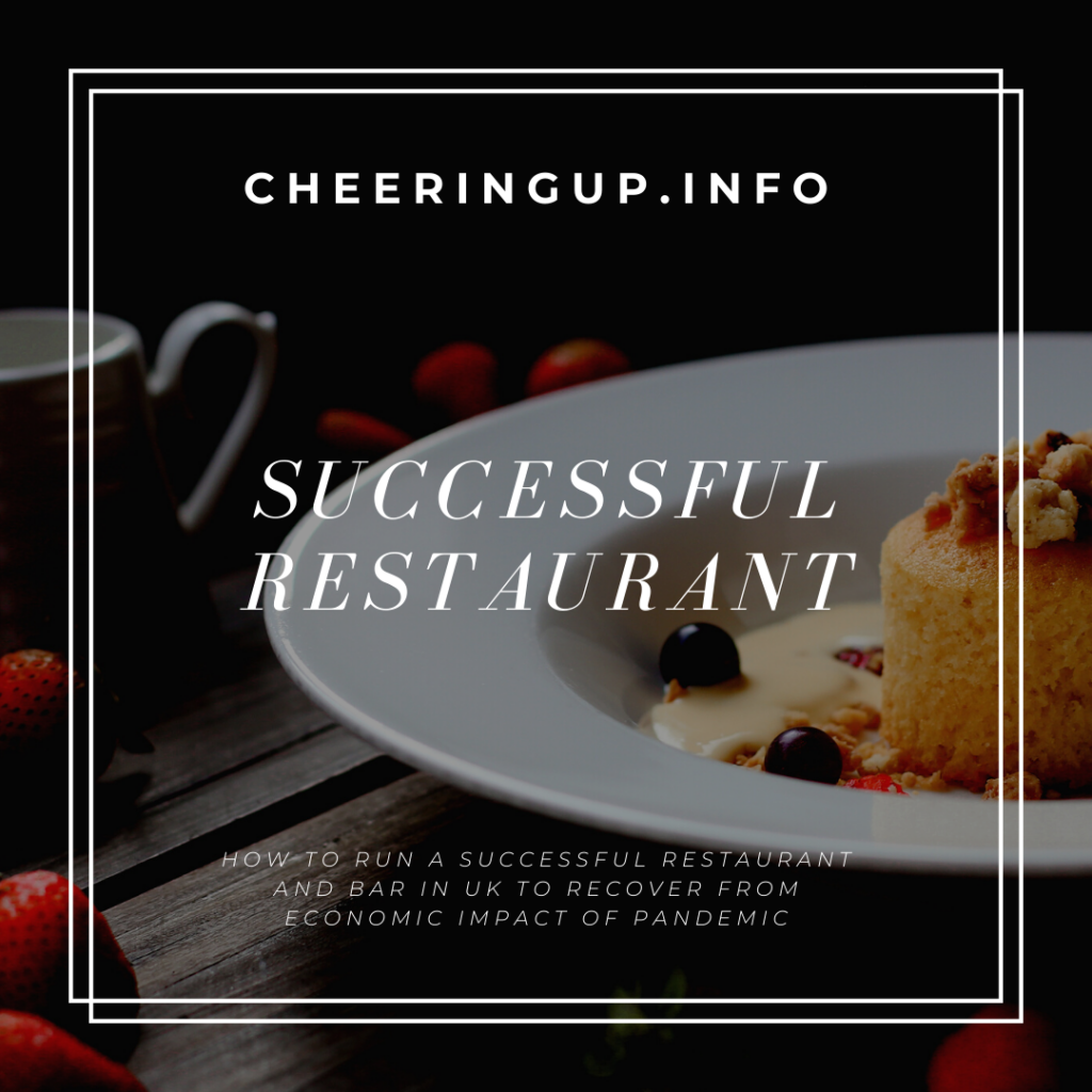 Successful Restaurant UK Marketing