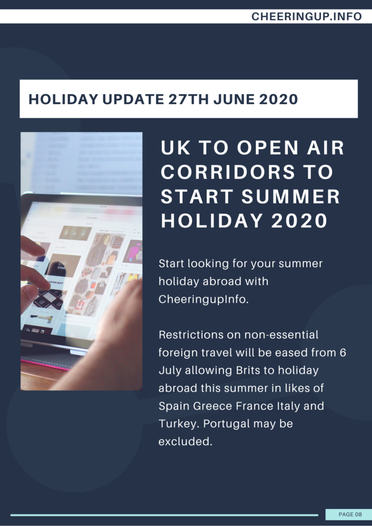 Latest Travel News June 2020