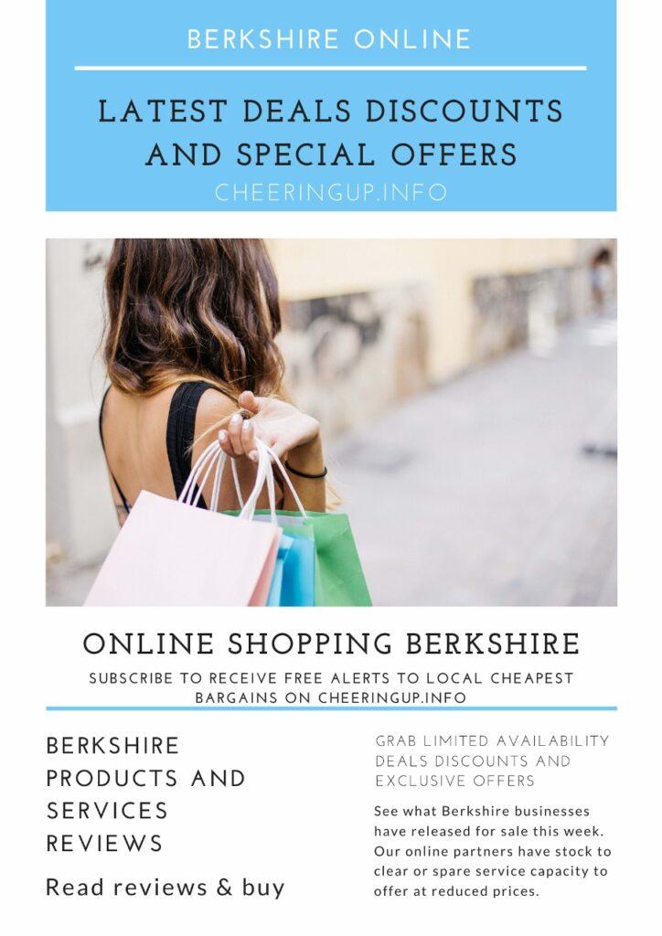 Online Shopping Berkshire