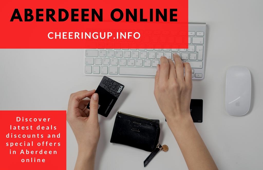 Online Shopping Aberdeen