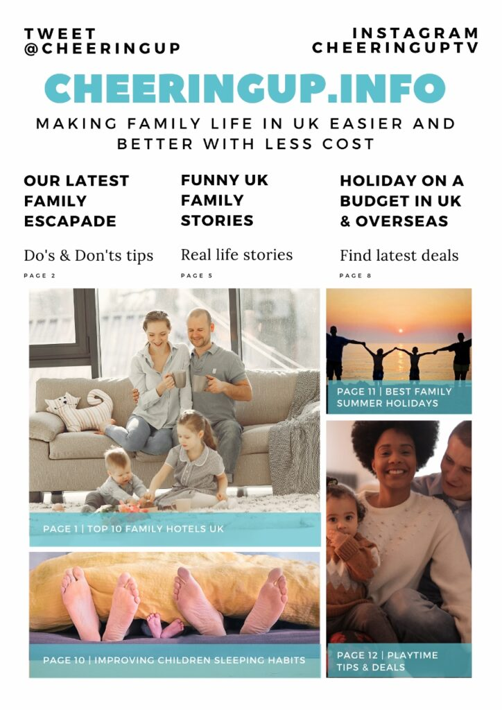 Best Places To Raise A Family UK