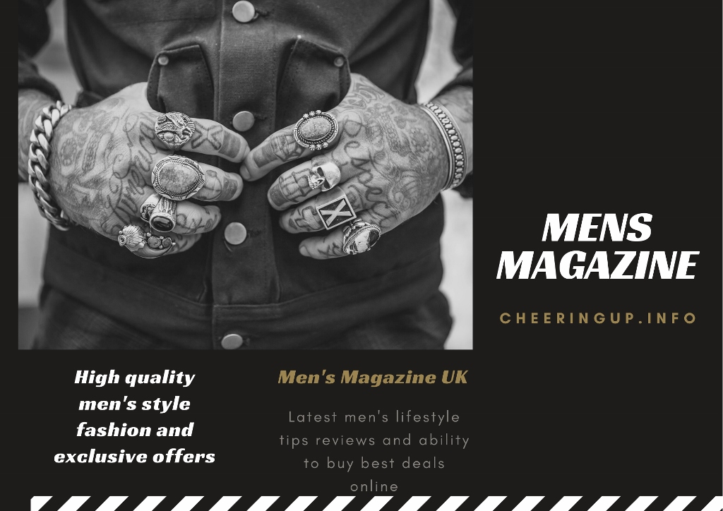 Men's Lifestyle Tips Reviews and Exclusive Offers