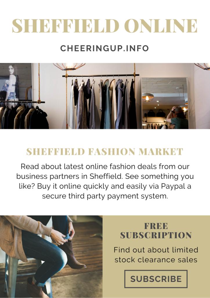 Online Shopping In Sheffield