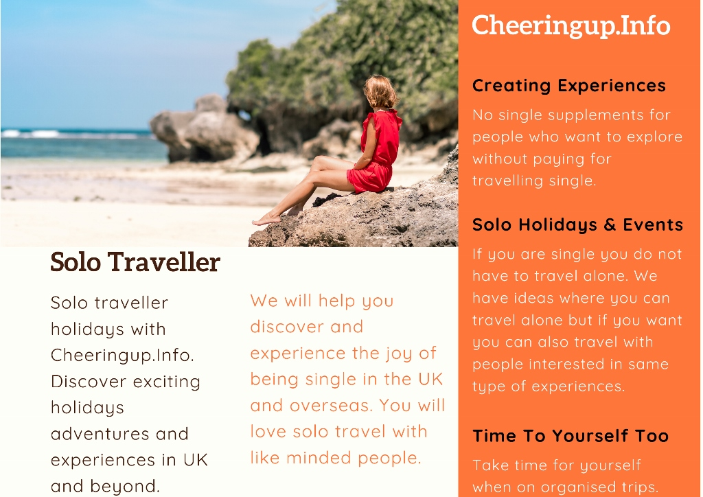 Solo Traveller Holidays