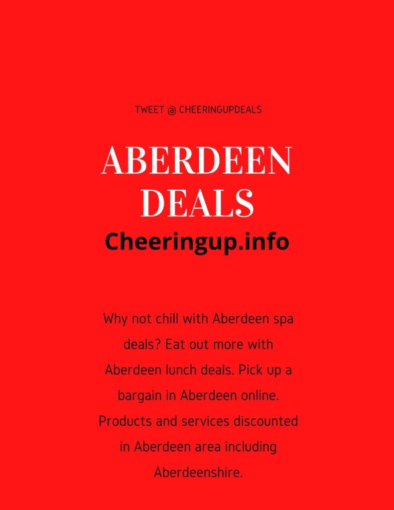 Aberdeen Deals and Discounts