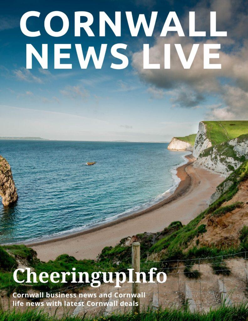 Cornwall Newspaper