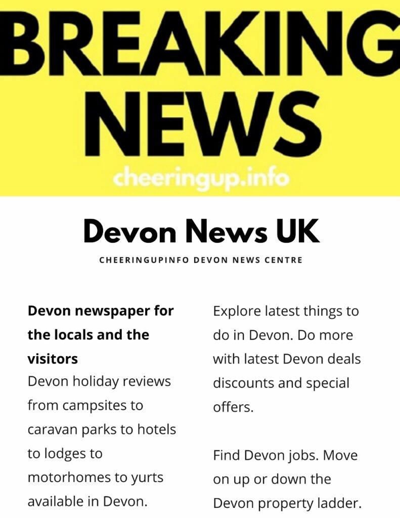 Devon Newspaper Online