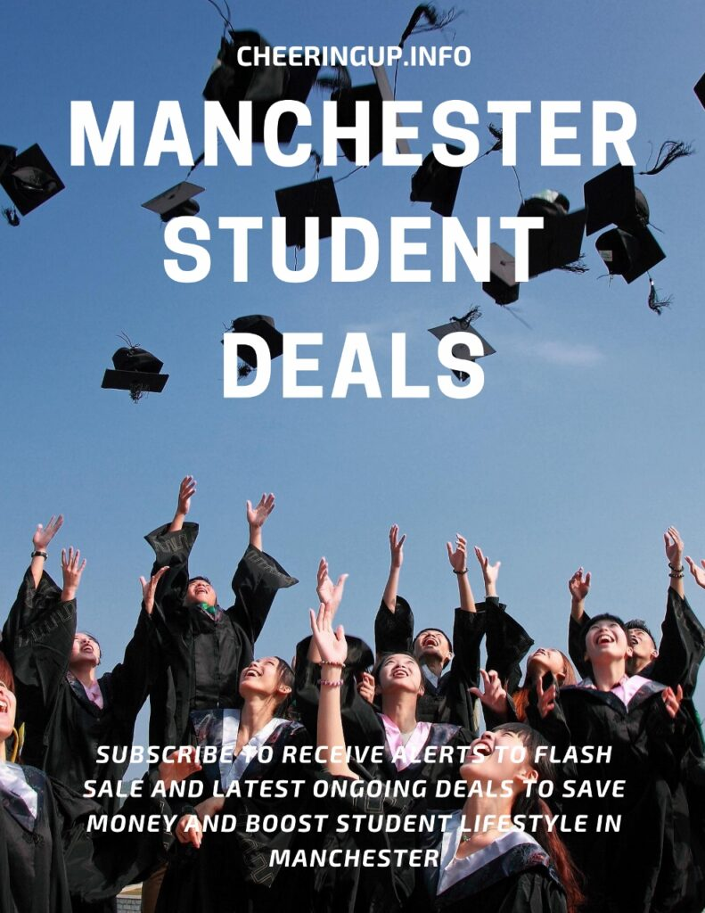 Improving student lifestyle in Manchester