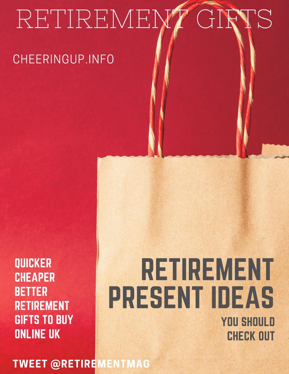 Retirement Present Ideas UK