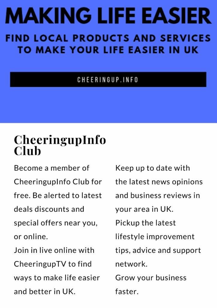 CheeringupInfo Club