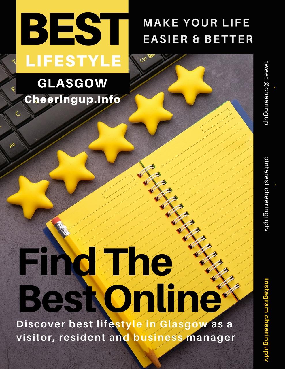 Living In Glasgow Better