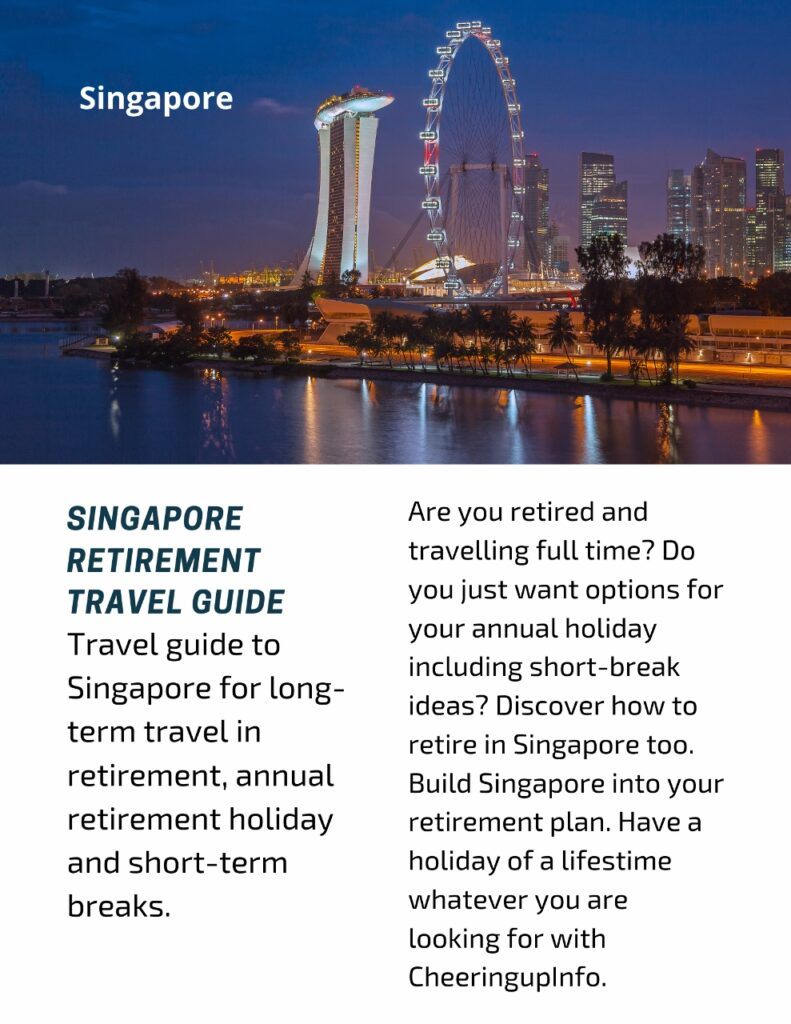 How to retire in Singapore