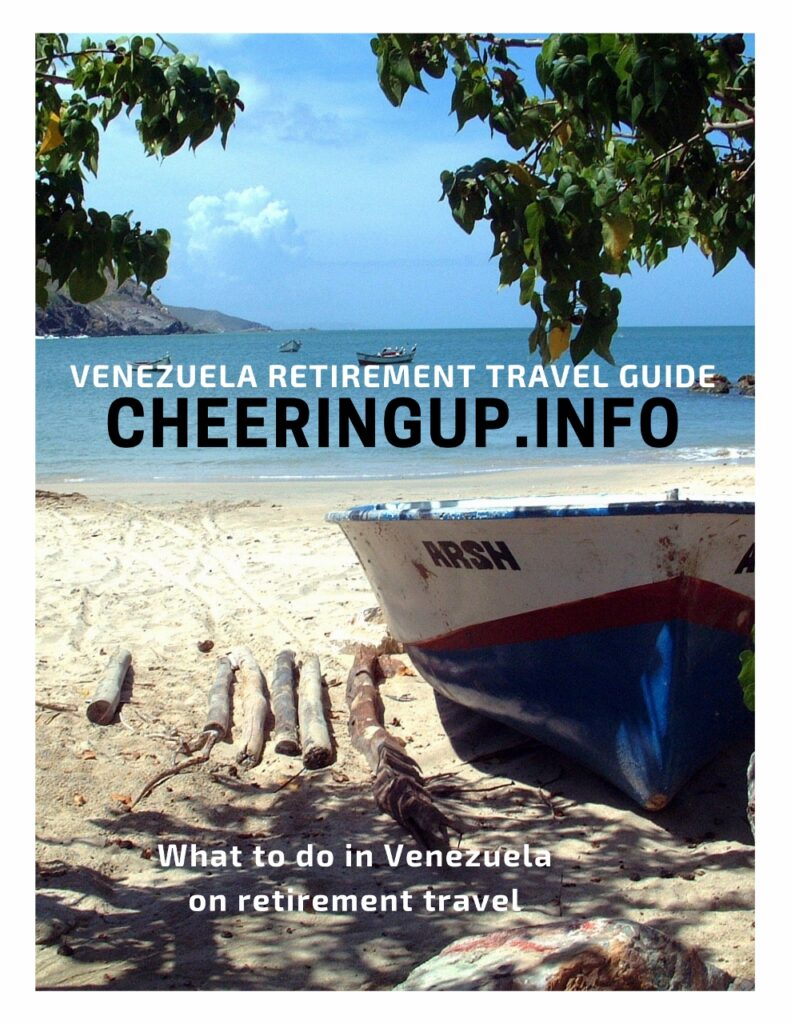 What to do in Venezuela on retirement travel