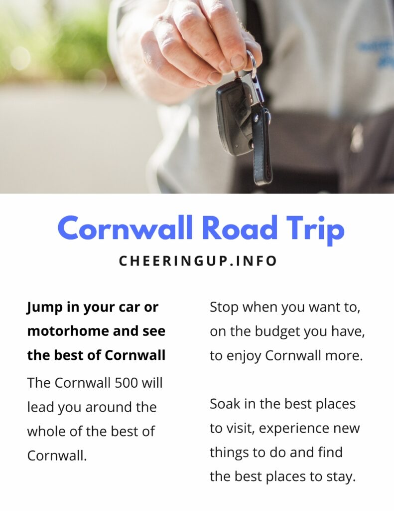 Jump in your car or motorhome and see the best of Cornwall
