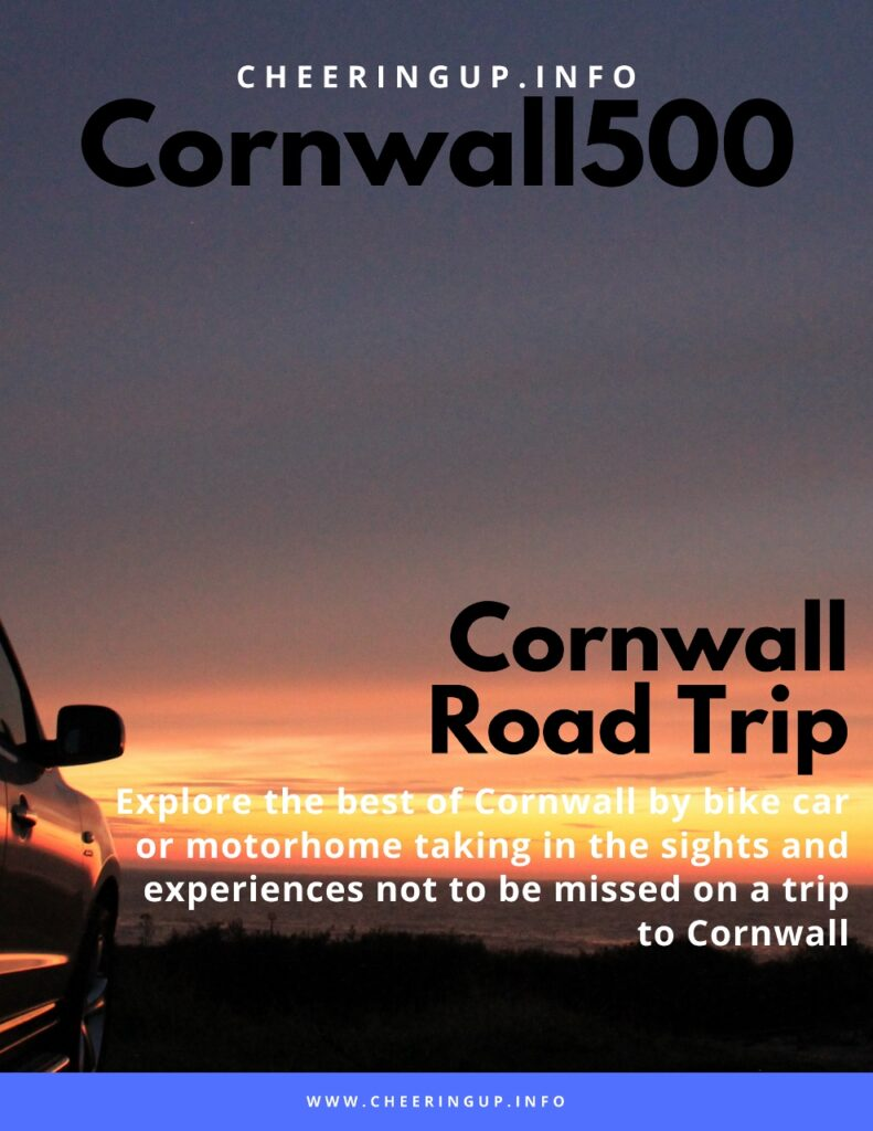 Explore the best of Cornwall by bike car or motorhome taking in the sights and experiences not to be missed on a trip to Cornwall