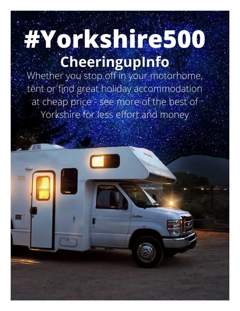 #Yorkshire500