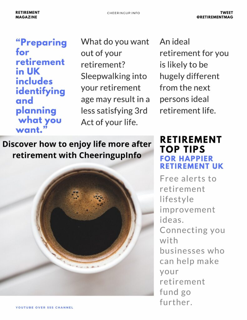 How To Enjoy Life After Retirement UK