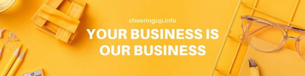 Business Development With CheeringupInfo
