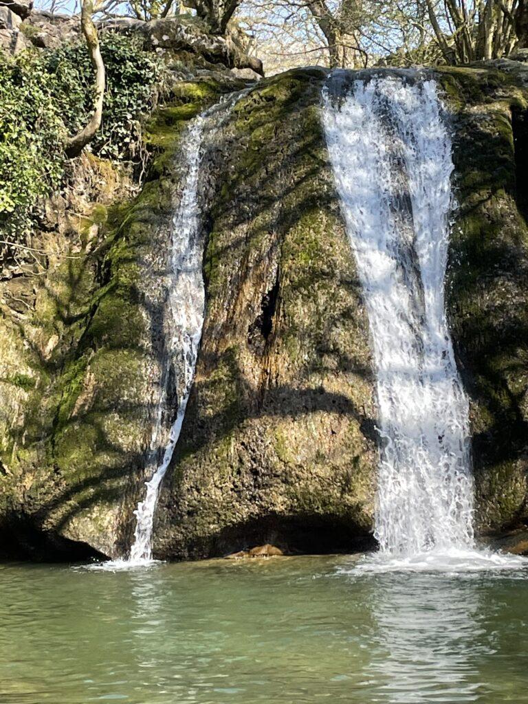 Janet's Foss Waterfall Malham #Yorkshire500