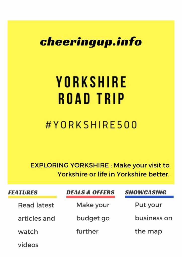 Yorkshire Road Trip Marketing